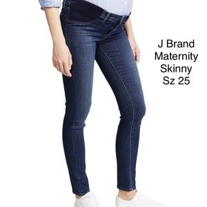 J Brand Mama J Maternity Skinny Size 25